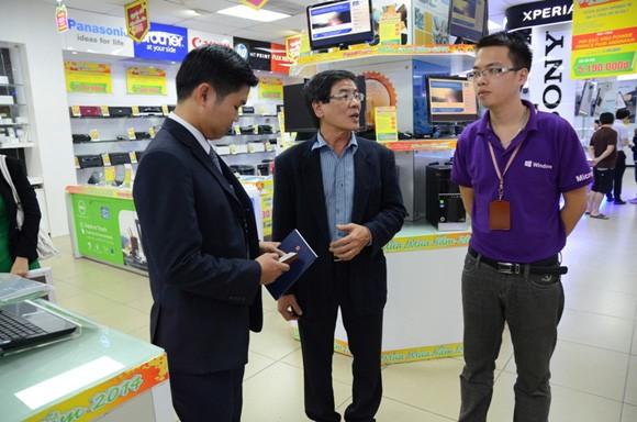 Vi phạm bản quyền tin học ở Việt Nam vẫn ở mức cao ảnh 2