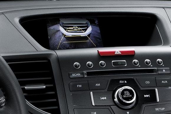 Thêm Options, Honda CR-V tăng giá nhẹ ảnh 2