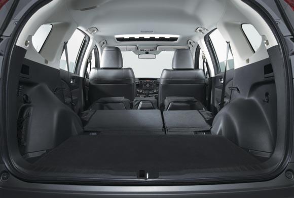 Thêm Options, Honda CR-V tăng giá nhẹ ảnh 1