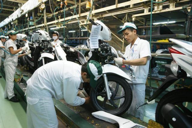 Honda quyết đưa Việt Nam thành trung tâm xuất khẩu xe máy ảnh 2