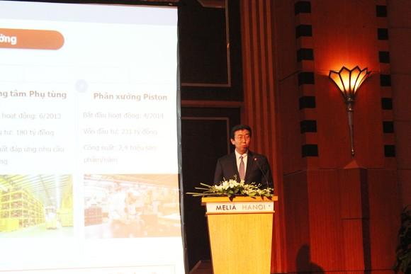 Honda quyết đưa Việt Nam thành trung tâm xuất khẩu xe máy ảnh 1