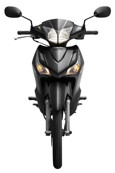 Honda Việt Nam tung ra thị trường phiên bản Future cải tiến ảnh 1