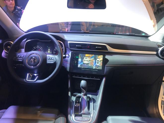 MG ra mắt mẫu ZS 2021 nhập khẩu Thái Lan giá từ 569 triệu đồng ảnh 6