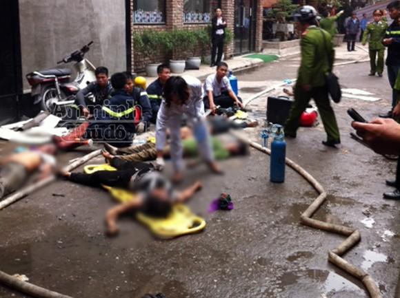 Xác định nguyên nhân cháy tại bar Zone 9 khiến 6 người chết ảnh 3