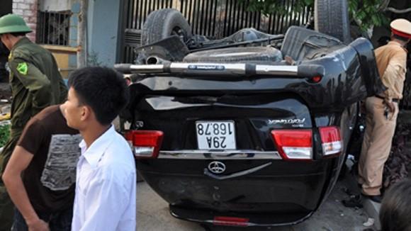Lái xe đâm chết 3 người chấp nhận mức án 5 năm tù giam ảnh 3