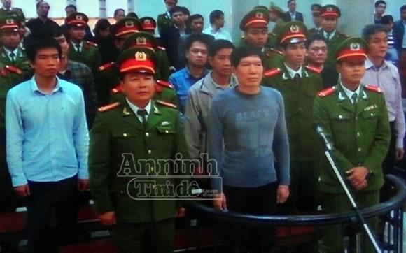 Dương Tự Trọng bị tuyên phạt 18 năm tù ảnh 2