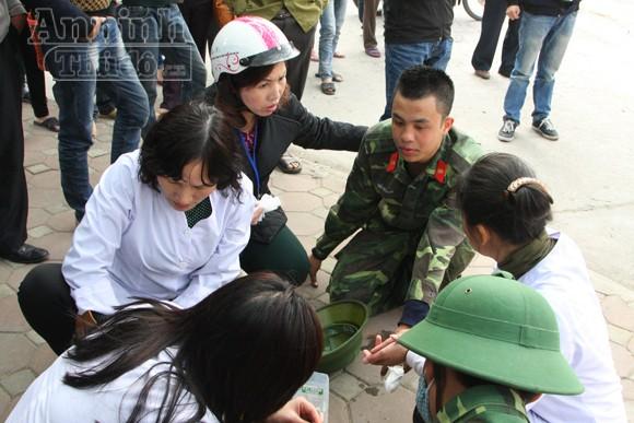 Xảy cháy lớn tại một kho hàng gần trung tâm Hà Nội ảnh 26