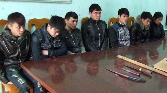 Bắt giữ nhóm trai làng hỗn chiến khiến 2 người bị trọng thương ảnh 1