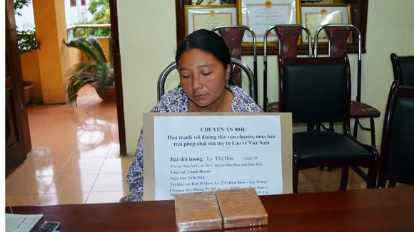 Bắt đối tượng người nước ngoài mang 2 bánh heroin vào Việt Nam ảnh 1
