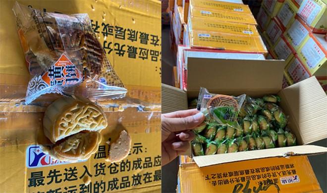 Phát hiện hàng chục nghìn sản phẩm bánh Trung thu nhập lậu ảnh 2
