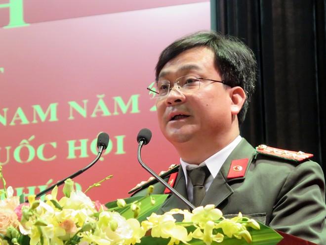 Bộ Công an mít tinh hưởng ứng Ngày Pháp luật Việt Nam 2020 ảnh 3