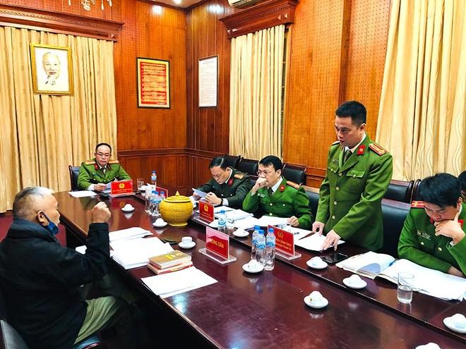 Công an thành phố Hà Nội tiếp công dân định kỳ ảnh 1
