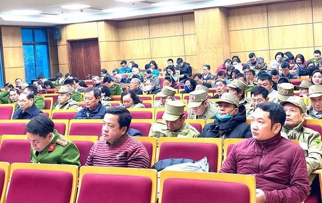 Quận Ba Đình: Phát huy hiệu quả phong trào toàn dân bảo vệ an ninh Tổ quốc ảnh 2