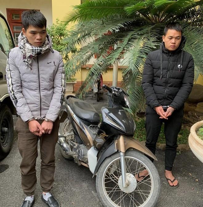Trộm xe máy mang đi cầm cố lấy tiền mua ma túy ảnh 1