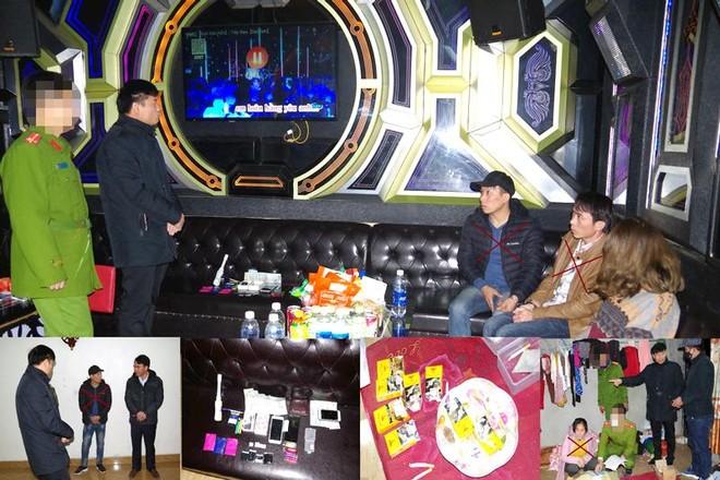Chủ quán karaoke cùng nhân viên tàng trữ trái phép chất ma túy ảnh 1