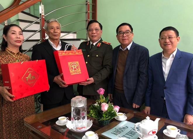 Mong góp một phần nhỏ để Thủ đô Hà Nội ngày càng giàu đẹp ảnh 2