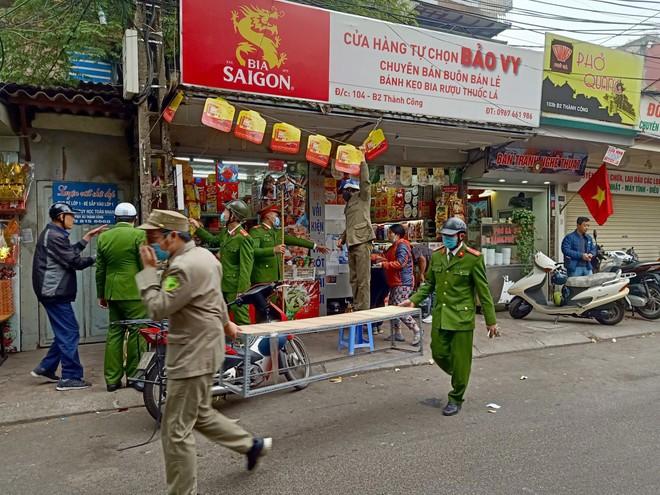 CAQ Ba Đình: Sẵn sàng cao nhất công tác bảo vệ, phục vụ Đại hội Đảng ảnh 1