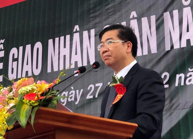 Thị xã Sơn Tây, Hà Nội tổ chức Lễ giao nhận quân năm 2021 ảnh 1
