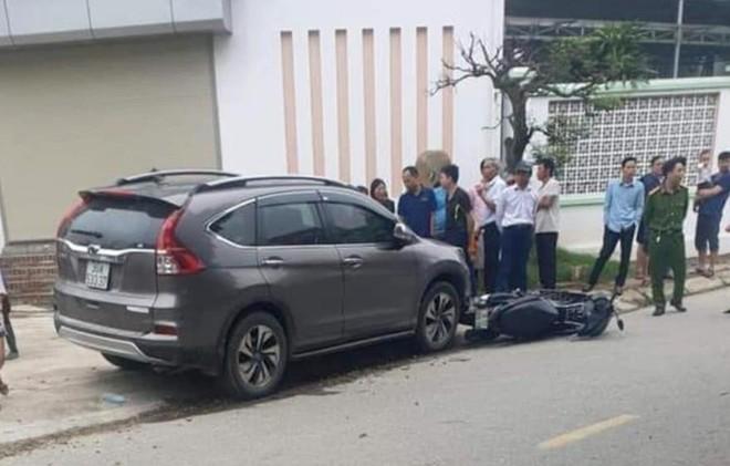 Khởi tố bị can vụ tai nạn gây chết người ở Lâm Thao ảnh 1