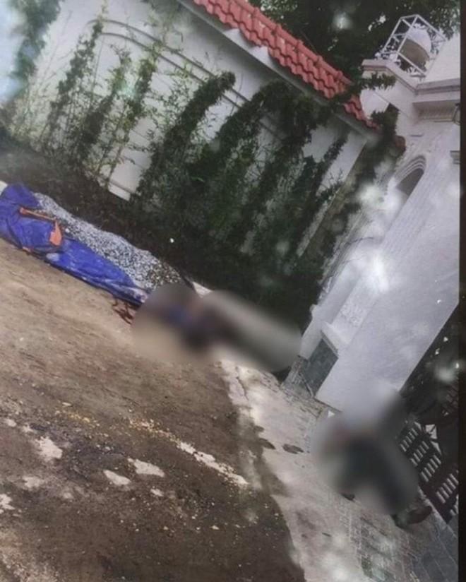 Bắt giữ nghi can cố thủ trong nhà sau nhiều tiếng súng nổ khiến 2 người tử vong ảnh 1