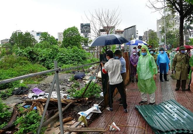 Long Biên: Thu hồi đất thực hiện dự án đầu tư xây dựng trường học ảnh 1