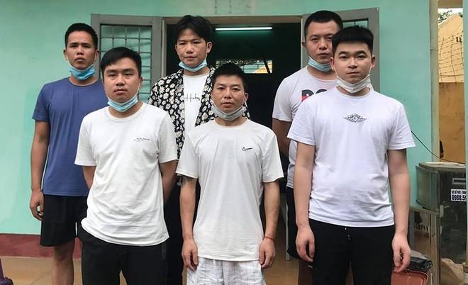 Tuyên Quang phát hiện, bắt giữ 14 người Trung Quốc nhập cảnh trái phép ảnh 1