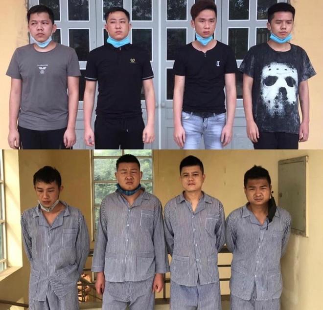 Tuyên Quang phát hiện, bắt giữ 14 người Trung Quốc nhập cảnh trái phép ảnh 2