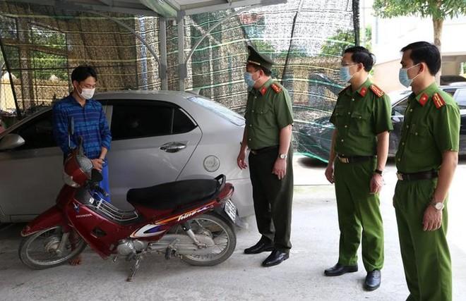 Truy bắt nhanh đối tượng gây ra 2 vụ cướp trên tuyến cao tốc Hà Nội – Ninh Bình ảnh 1