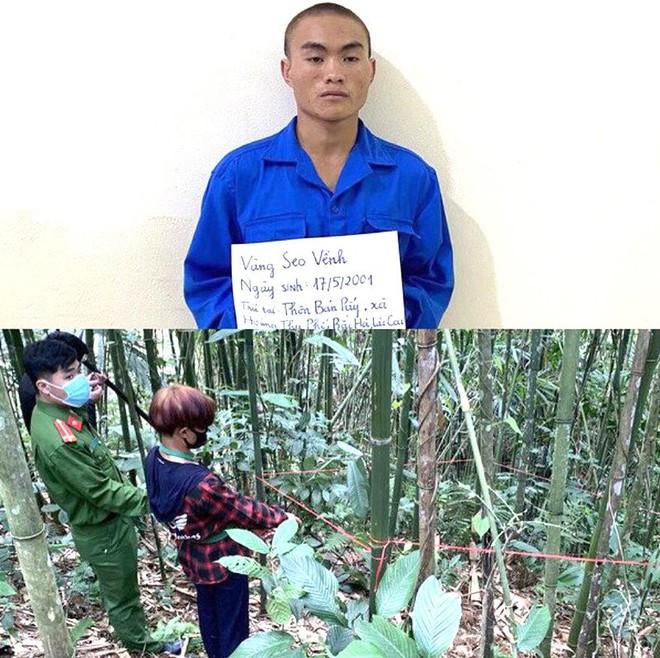 Anh mang em trai 3 tuổi cùng cha khác mẹ vào rừng sát hại vì chuyện chia đất ảnh 1