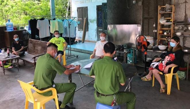 Phát hiện bốn người Trung Quốc trốn cách ly Covid-19 đến công ty làm việc ảnh 1
