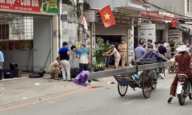 Bắt kẻ cầm đầu vụ xe ô tô đâm 2 người tử vong ở Hải Phòng ảnh 1