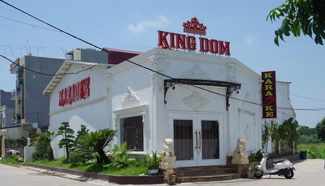Bắt qủa tang hàng chục đối tượng sử dụng trái phép chất ma túy trong karaoke KINGDOM ảnh 2