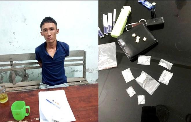 Triệt phá 2 vụ án về ma túy trong một ngày ảnh 2