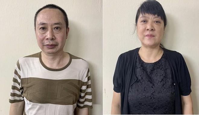 Bàn giao 2 đối tượng truy nã cho Trung Quốc ảnh 1