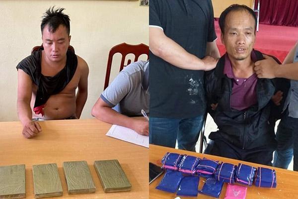 Bị vây bắt khi mang nhiều hàng, nhóm tội phạm ma tuý điên cuồng chống trả ảnh 1