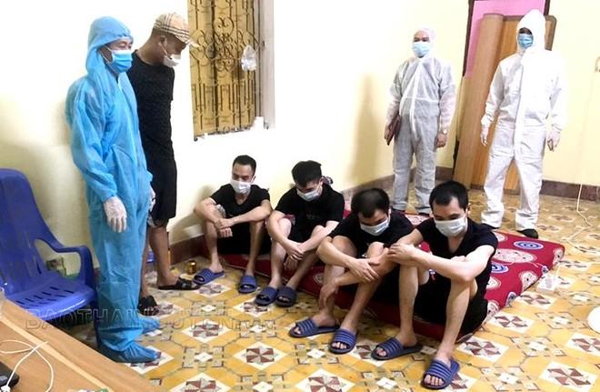 Phát hiện 4 người Trung Quốc nhập cảnh trái phép, cư trú bất hợp pháp ở Thái Nguyên ảnh 1
