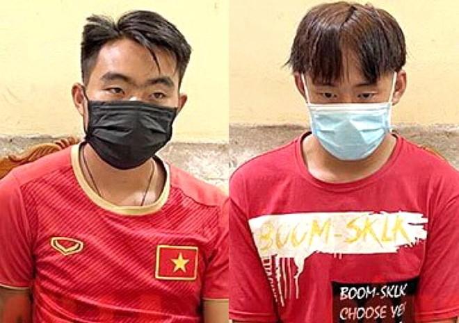 Bắt giữ 2 thanh niên lên Sông Mã 'cõng' 2 bánh heroin và thuốc phiện đen về bán kiếm lời ảnh 1