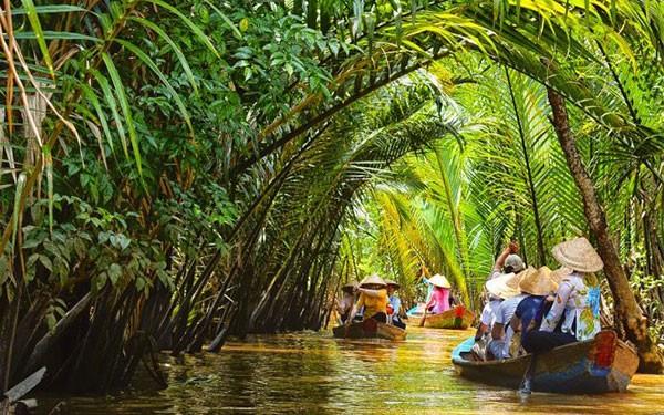 Bến Tre- Trà Vinh đem tour kết nối sông nước giới thiệu đến du khách Hà Nội ảnh 2