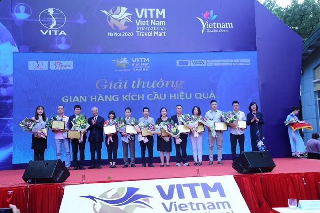 Bế mạc VITM Hà Nội 2020: Quảng bá hình ảnh năng động, thân thiện của du lịch Việt Nam ảnh 1