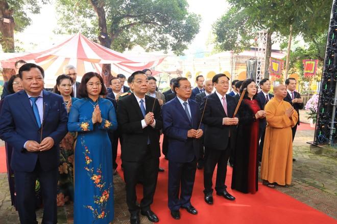Dấu ấn 10 năm Hoàng thành Thăng Long được UNESCO ghi danh là Di sản văn hóa thế giới ảnh 1