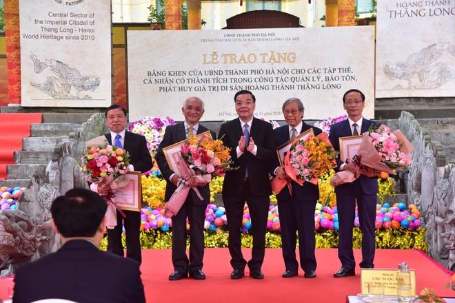 Dấu ấn 10 năm Hoàng thành Thăng Long được UNESCO ghi danh là Di sản văn hóa thế giới ảnh 4