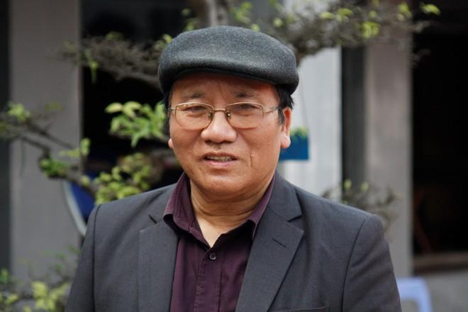 Nhà thơ Nguyễn Quang Thiều được bầu làm Chủ tịch Hội Nhà văn Việt Nam ảnh 3
