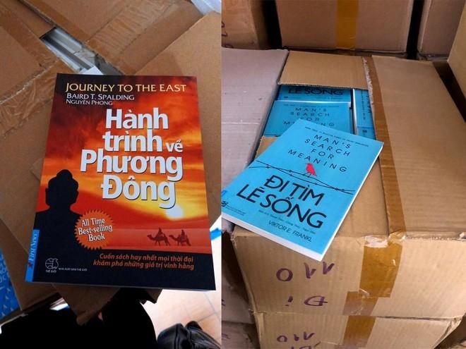 Thu giữ gần 40.0000 cuốn sách giả tại 2 địa điểm ở Hà Nội ảnh 2