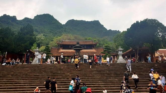 Giáo hội Phật giáo Việt Nam: Yêu cầu đảm bảo an toàn phòng dịch cho khách du Xuân ảnh 1