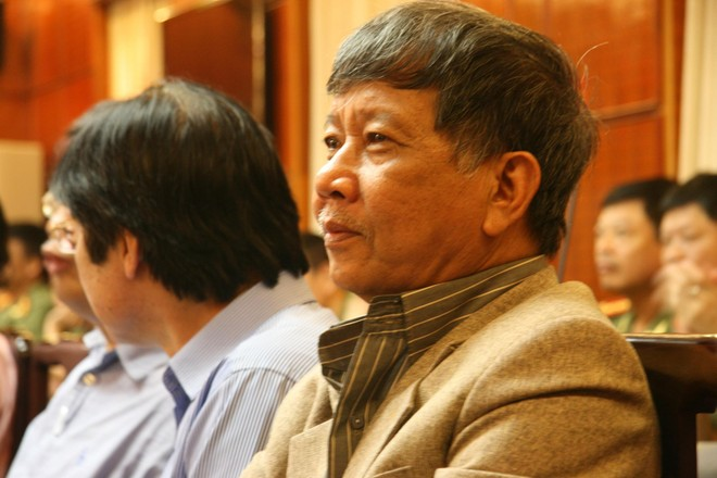 Nhà văn Nguyễn Huy Thiệp, người trầm lặng giữa đám đông ảnh 1