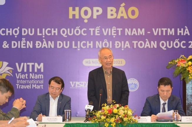 Diễn đàn du lịch nội địa toàn quốc 2021 sẽ diễn ra ở Ninh Bình ảnh 1