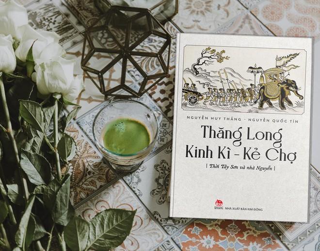 """Ra mắt sách """"Thăng Long Kinh Kỳ- Kẻ Chợ"""": Tái hiện hai thời đoạn ấn tượng của Hà Nội ảnh 2"""