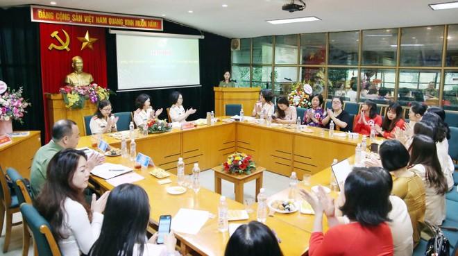 Đại hội Phụ nữ Phòng PX04: Đợt sinh hoạt chính trị có ý nghĩa quan trọng ảnh 2