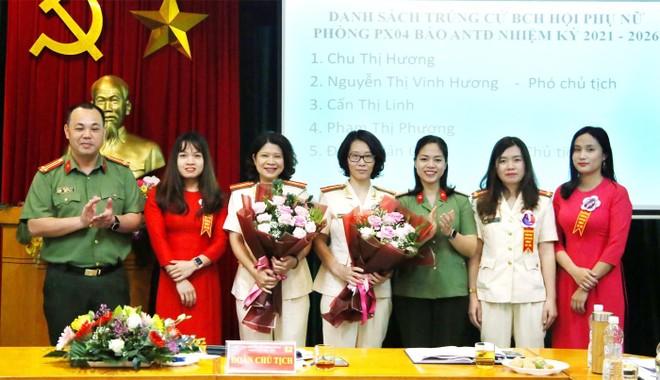 Đại hội Phụ nữ Phòng PX04: Đợt sinh hoạt chính trị có ý nghĩa quan trọng ảnh 1