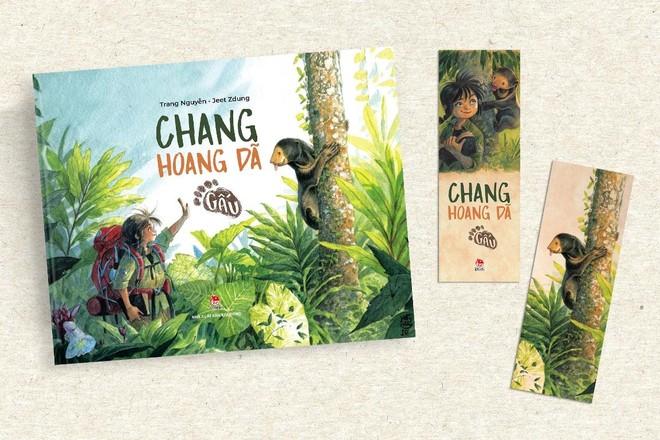 """""""Chang hoang dã - Gấu""""- cuốn sách có giao dịch bản quyền cao kỷ lục với NXB Pan Macmillan (Anh) ảnh 2"""